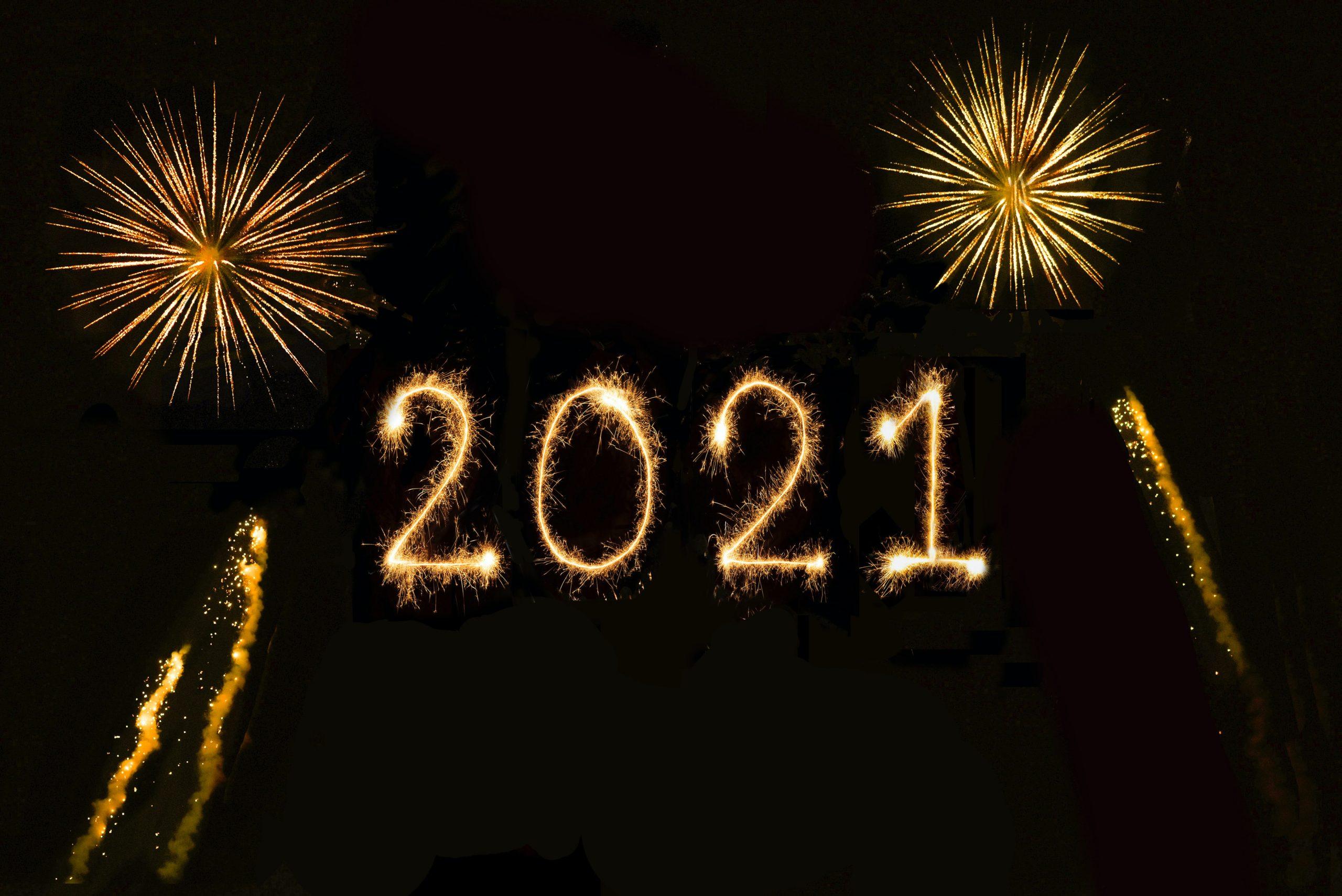 2021, soyons optimistes!