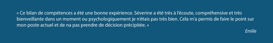 Témoignage_Bilan de compétences Rennes_Séverine Robert_Serenn Conseil Rennes